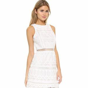 J.O.A. White Lace Dress